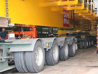 180 Tonne Crane